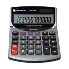 Innovera 15966 Compact Desktop Calculator 12 Digit LCD(pkof2)
