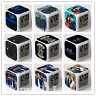 Riverdale Alarm Clock Color Changing LED Night Watch Student Gift