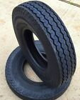 2  ST185/80D13 6 Ply Deestone Trailer Tires DS7283 Heavy Duty FREE SHIPPING!!