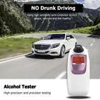 LED Backlit Display Digital Breath Alcohol Tester Breathalyzer Analyzer Detector