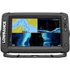 LOWRANCE ELITE-9 TI² COMBO W/ACTIVE IMAGING 3-IN-1 TM TRANSDUCER 000-14649-001
