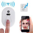 Home Door Ring WiFi Wireless Visual Camera,Night Vision Camera Doorbell Sm