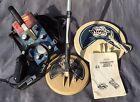 Whites Coinmaster 6000 Di Series 2 Metal Detector Extra Loop Treasure Hunting
