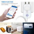 WiFi Smart Socket APP Remote Control Timer Power Smart Plug Wireless Home Mini