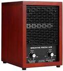 Breathe Fresh Air Commercial Air Purifier Ozone Generator W/UV Sterilizer And