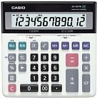 CASIO calculator DS-120TW Standard Desk type 12-digit From Japan #1040