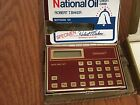 Vintage Unisonic LC-7230 Calculator New Old stock In Box w instructions