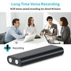 Hidden Voice Activated Recorder USB Spy Audio Secret 96Hrs Battery Life 8GB Mini