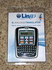 Lingo Handheld 6 Language Translator WM-6C NEW SEALED Lingo Corporation