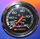 Faria Larson Speedometer 10-80 MPH - SE9787A