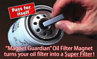 "Oil Filter Magnets ""Award Winning / Patented Internal Application"" (10 Magnets)"