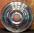 1954 55 Cadillac Series 60 62 & 75 Deville Eldorado Hubcap Wheel Cover Decor