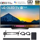 LG OLED65B8PUA 4K HDR Smart TV (2018) Bundle. LG Authorized Dealer!