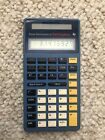 Texas Instruments Blue Math Explorer T2 Scientific Solar Calculator with Cover
