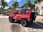 1992 Land Rover Defender LD90 HTC Beautiful 92 Defender 90 200Tdi new time belt,leather interior,wheels,Bluetooth
