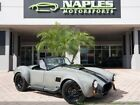 1965 Replica/Kit Makes All Models 427 Shelby Cobra Replica 1965 Replica/Kit BackDraft Racing 427 Shelby Cobra, Limited Edition