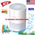 Air Purifier Cleaner HEPA Filter Pets Odor Dust Mold Smoke Remover Air freshener