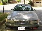 1996 Lincoln Continental  Lincoln Continental