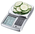 Kitrics Digital Nutrition Scale Silver