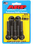 "ARP Bolt Kit 7/16""-14 x 2.0"" UHL w/ 7/16"" Hex Head Black 5pk (653-2000)"