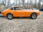1971 Datsun Z-Series  Exceptional 1971 Datsun 240Z series 1 Low mileage, NO RUST, Needs Assembly RUNS!