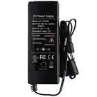 Power Supply Adapter Plug AC to DC 3-pins CS-1205000 Model 12V 5A 60W - Anvision