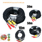 100Ft/165Ft Security Camera Cable CCTV Video Power BNC DVR Extension Wire Cord