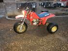 1986 Honda ATC 250R runs and rides 2 stroke