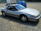 1989 Buick Reatta  1989 BUICK REATTA 2-DOOR COUPE 3.6L V6 AUTOMATIC - 74,210 Miles