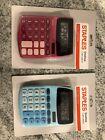2 Kids Desktop Calculators Brand New
