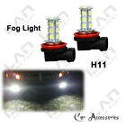 2PCS H11 55W LED Fog Light Bulb For 2008- 2014 Nissan Maxima Altima 6000k White