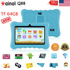 "Ainol Q88 7"" Quad Core Android 7.1 Tablet PC 3G WiFi 8GB for Kids Children Gift"