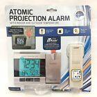 La Crosse Technology Wt-5220U-It Atomic Projection Alarm Clock With Temperature