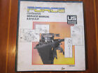 Mercury Marine Service Manual Force 9.9 & 15 HP Outboards OB4268A