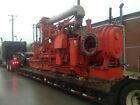 WAUKESHA engine F3521GSIU, Dual fuel: nat gas/methane RAS Whispair 18X33 blower
