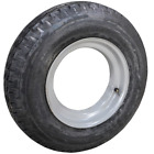 Tubeless Trailer Tire and Wheel Assembly 8-14.5 LRG DOT Approved 14 PLY