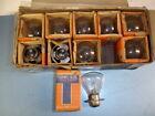 NOS Vintage Auto Lamp Bulbs Tung-Sol 2530 6-8 Volt 20-32 c.p.