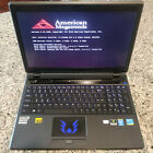 Clevo P157 ~ i7 4th Generation + 16GB + 250GB + nVidia GTX 680M 4GB
