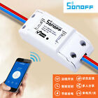 New Sonoff Pow WiFi Wireless Smart Switch Module Shell ABS Socket for Home DIY