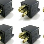 5 LOT INDUSTRIAL 12 V 40 Amp Bosch Style S Relay SPDT Automotive