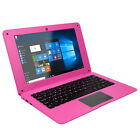 "10.1"" Window10 Netbook Laptop Powered by Intel Atom 4, 32gb Rom,HDMI,Wifi- Pink"