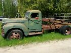 40's International KB-5 Farm truck rat rod ratrod cab chassis