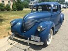1938 Willys Americar DELUXE 1938 WILLYS SEDAN SURVIVOR DRIVE ANYWHERE ALL ORIGINAL CLEAN NO PATCH WORK
