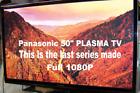 "Panasonic Viera TC-P50GT50✔️50"" _Full 1080p 3D THX Plasma TV✔️Internet ✔️ MINT✔️"