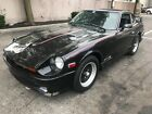 1978 Datsun Z-Series  1978 datsun 280z black pearl edition collectible classic 1/650 made 1/78 date