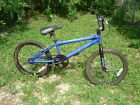 Mongoose  20 Inch BMX Bicycle Old School Bmx Ahrma Vtg Dirt Bike