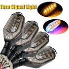 Universal Turn Signal Indicators Bright Lights For KTM RC390 2014 2015 2016