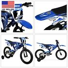"Yamaha 16"" Moto BMX Boys Bike kids Bicycle Motocross Training Wheels *Brand New*"