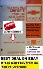 GIVE-AWAY SALE! $2.95 Per Manual 1953-2002 Get 5 Corvette Shop Manuals EXTRAS!!!