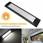 RV Interior LED Light 12V Cabinet Bar Lamp with Sensor Switch Boat Trailer 330lm